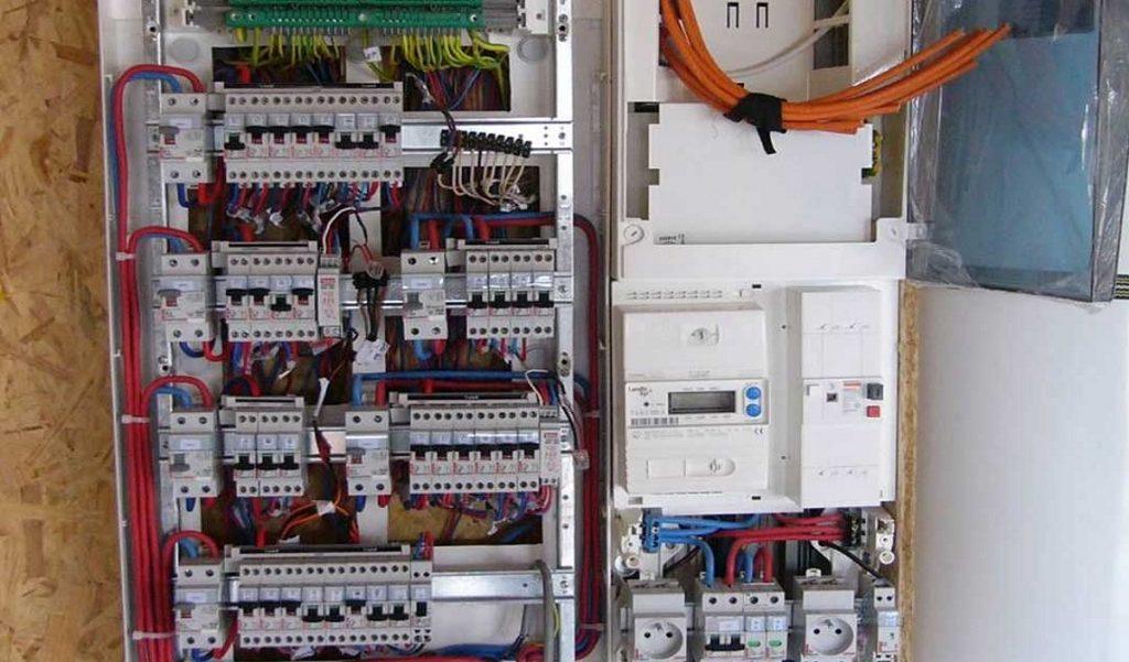 installation tableau électrique paris